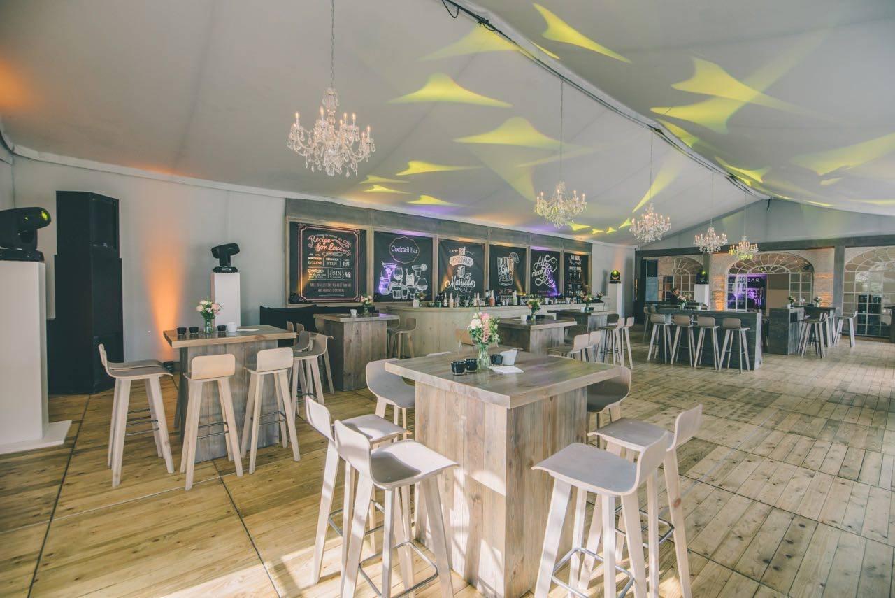Kasteel van Leeuwergem - Feestzaal - House of Weddings  - 29