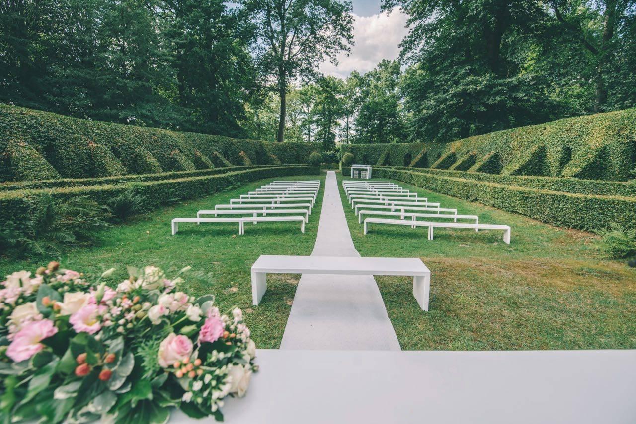 Kasteel van Leeuwergem - Feestzaal - House of Weddings  - 31