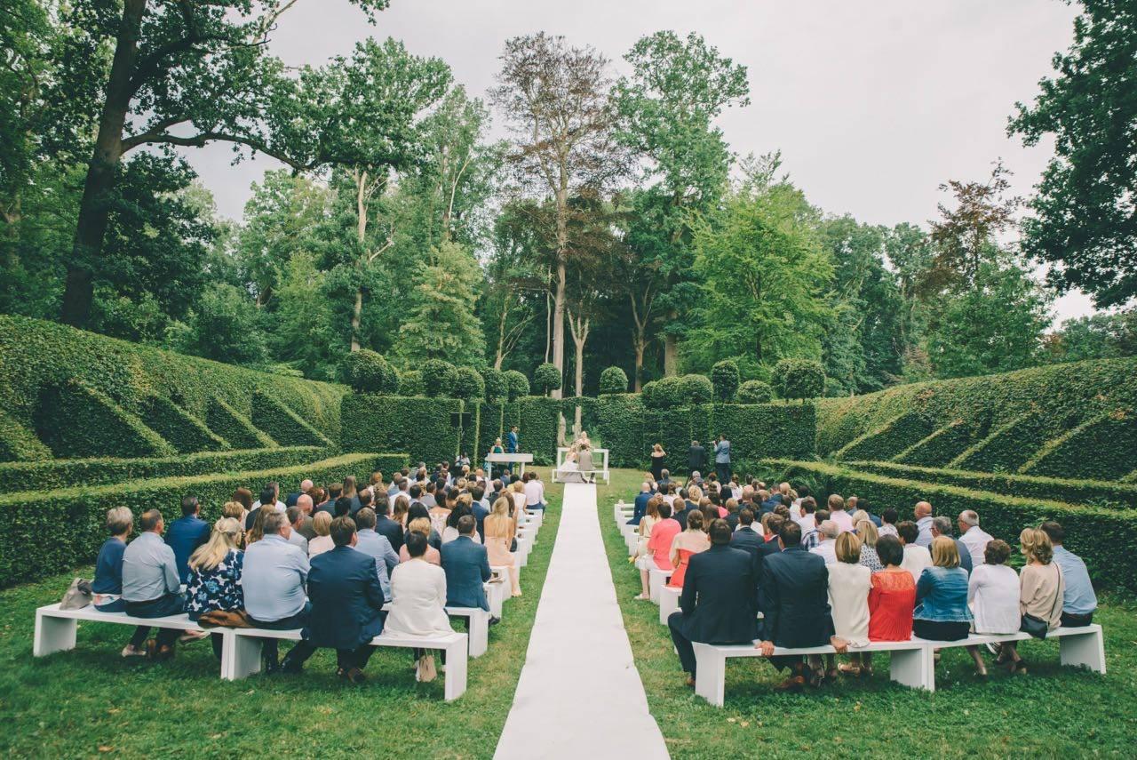 Kasteel van Leeuwergem - Feestzaal - House of Weddings  - 32