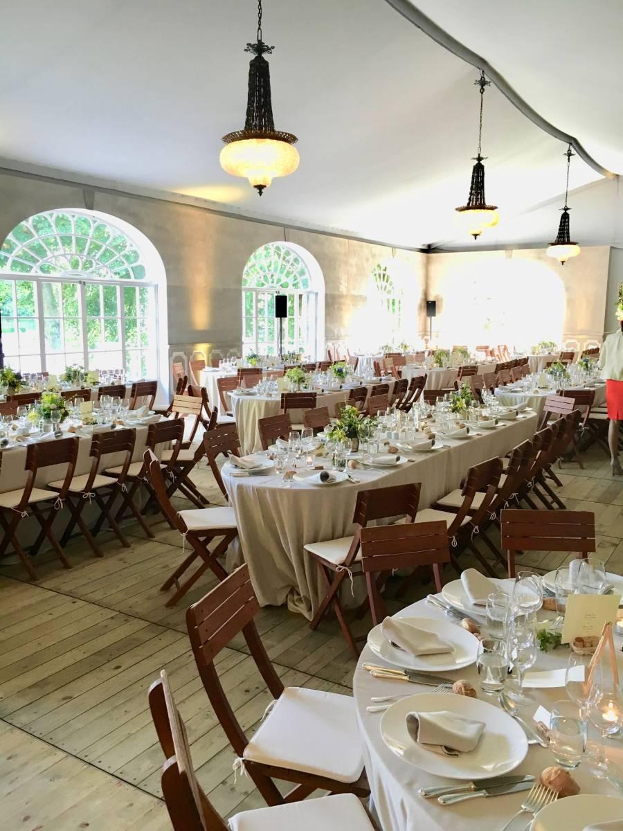 Kasteel van Leeuwergem - Feestzaal - House of Weddings  - 34