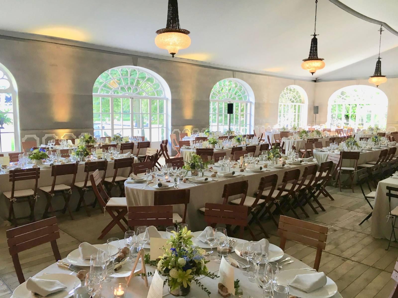 Kasteel van Leeuwergem - Feestzaal - House of Weddings  - 35