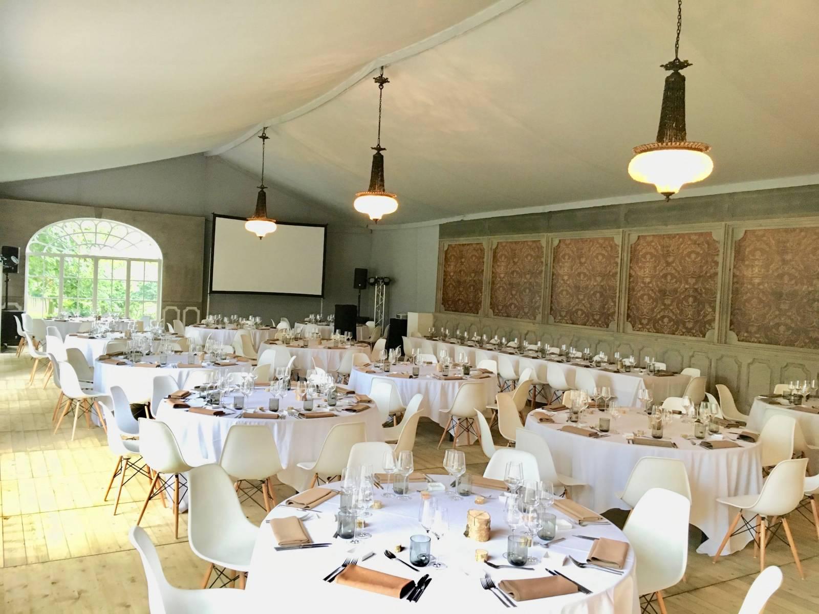 Kasteel van Leeuwergem - Feestzaal - House of Weddings  - 38