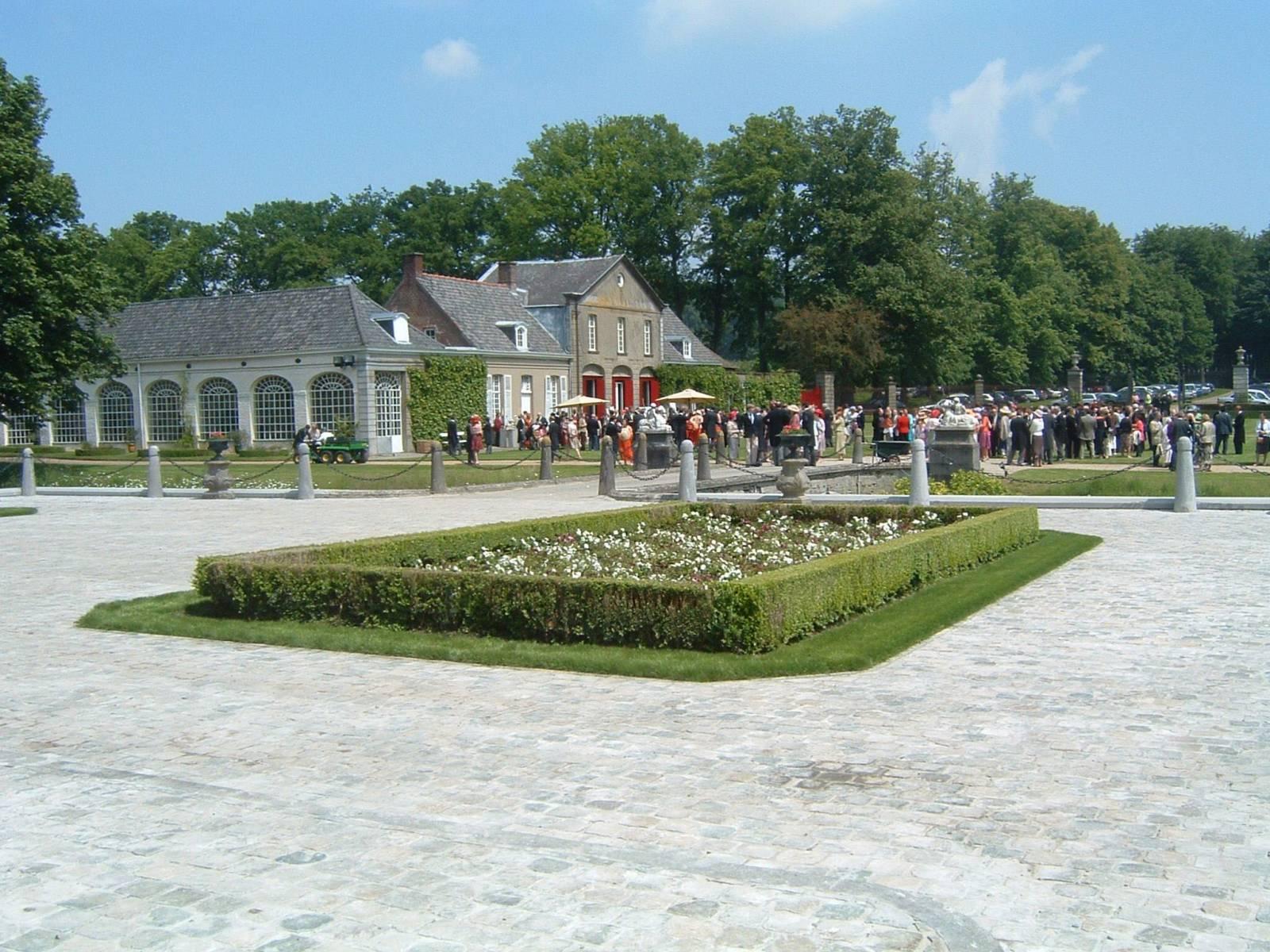 Kasteel van Leeuwergem - Feestzaal - House of Weddings  - 4
