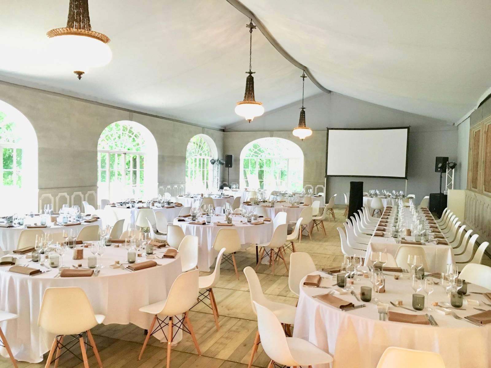 Kasteel van Leeuwergem - Feestzaal - House of Weddings  - 40