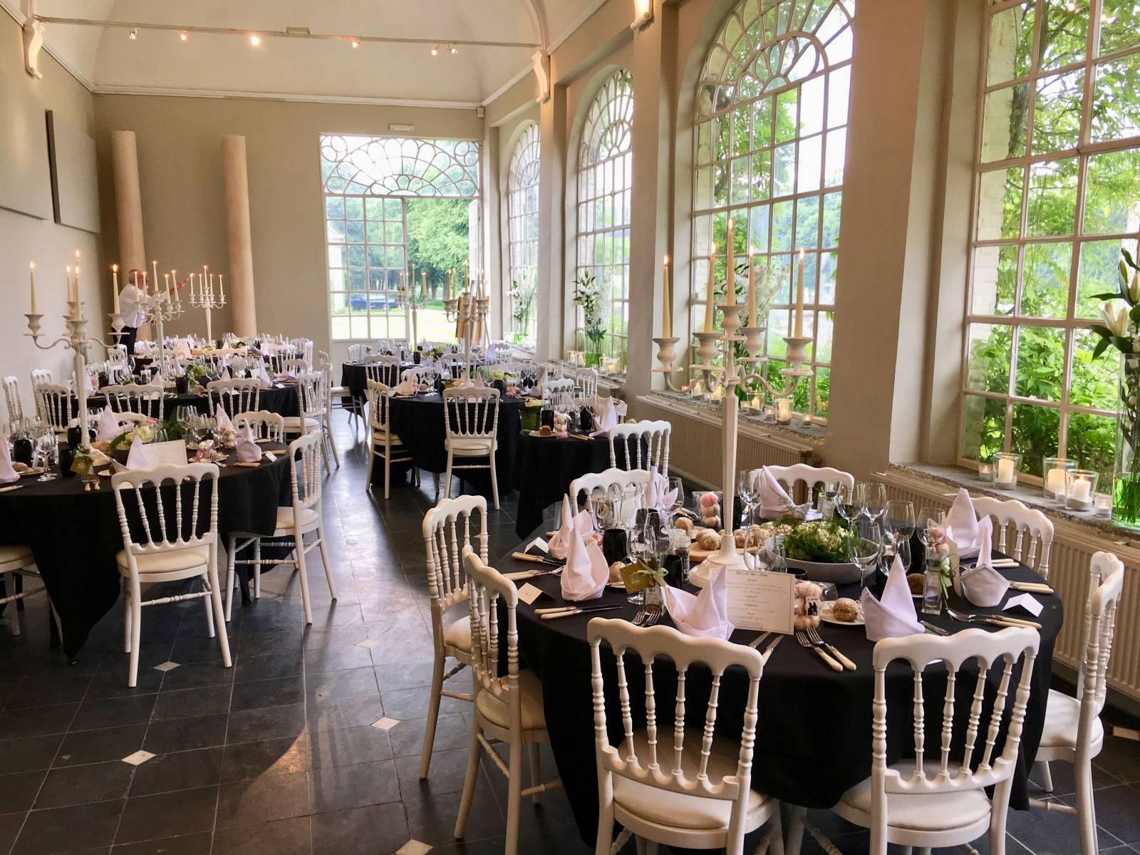 Kasteel van Leeuwergem - Feestzaal - House of Weddings  - 41