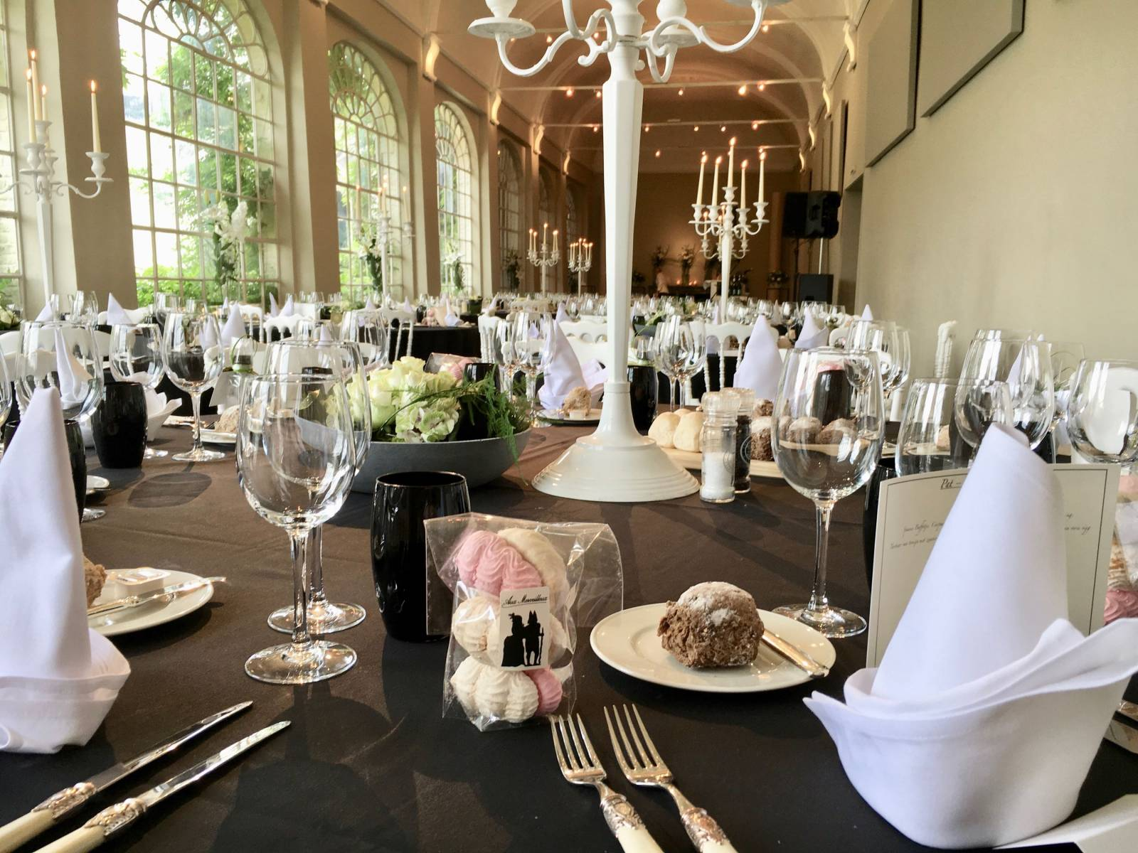 Kasteel van Leeuwergem - Feestzaal - House of Weddings  - 42