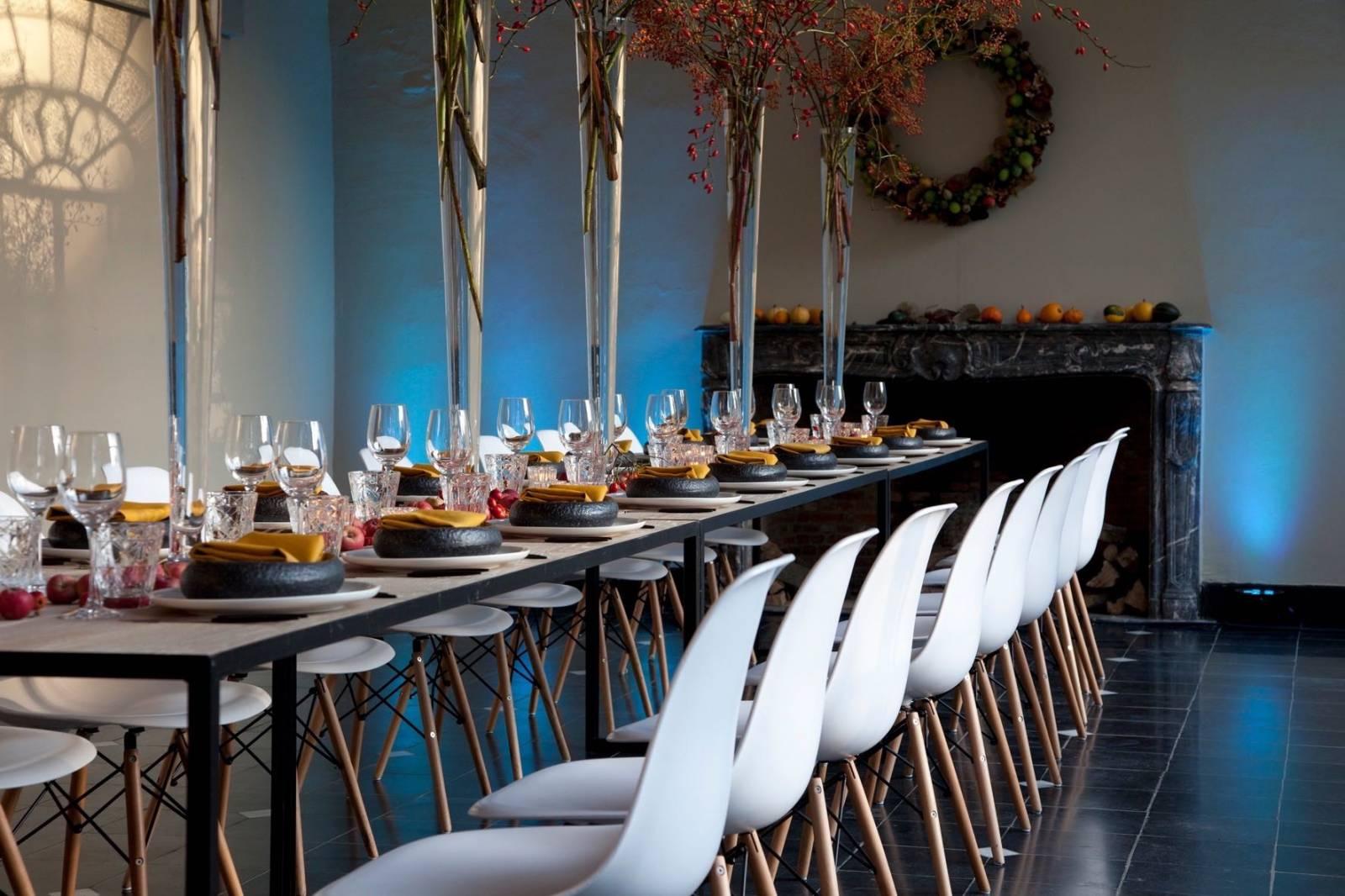 Kasteel van Leeuwergem - Feestzaal - House of Weddings  - 6