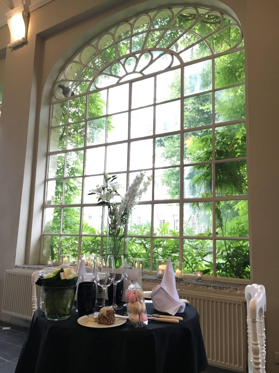 Kasteel van Leeuwergem - Feestzaal - House of Weddings  - 7