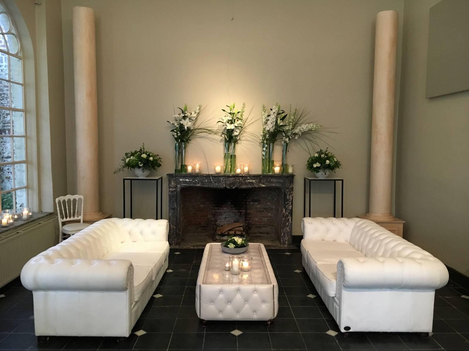 Kasteel van Leeuwergem - Feestzaal - House of Weddings  - 8