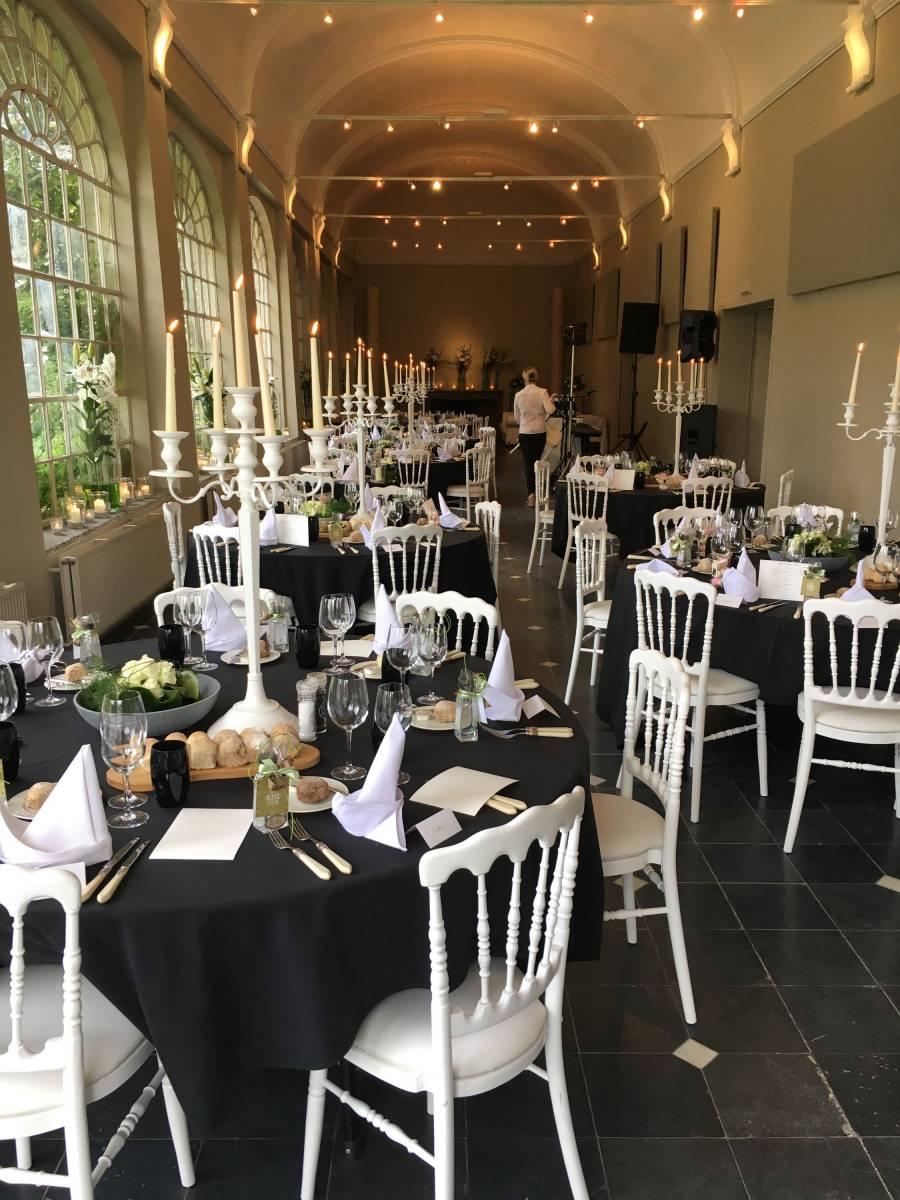 Kasteel van Leeuwergem - Feestzaal - House of Weddings  - 9