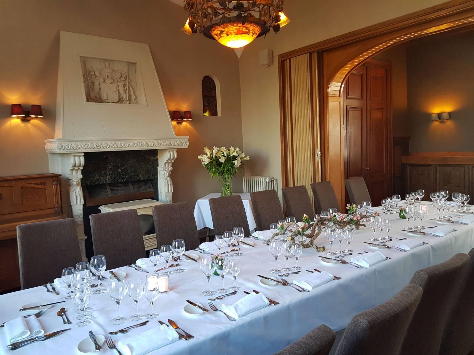 Kasteel van Moerkerke - House of Weddings - 1