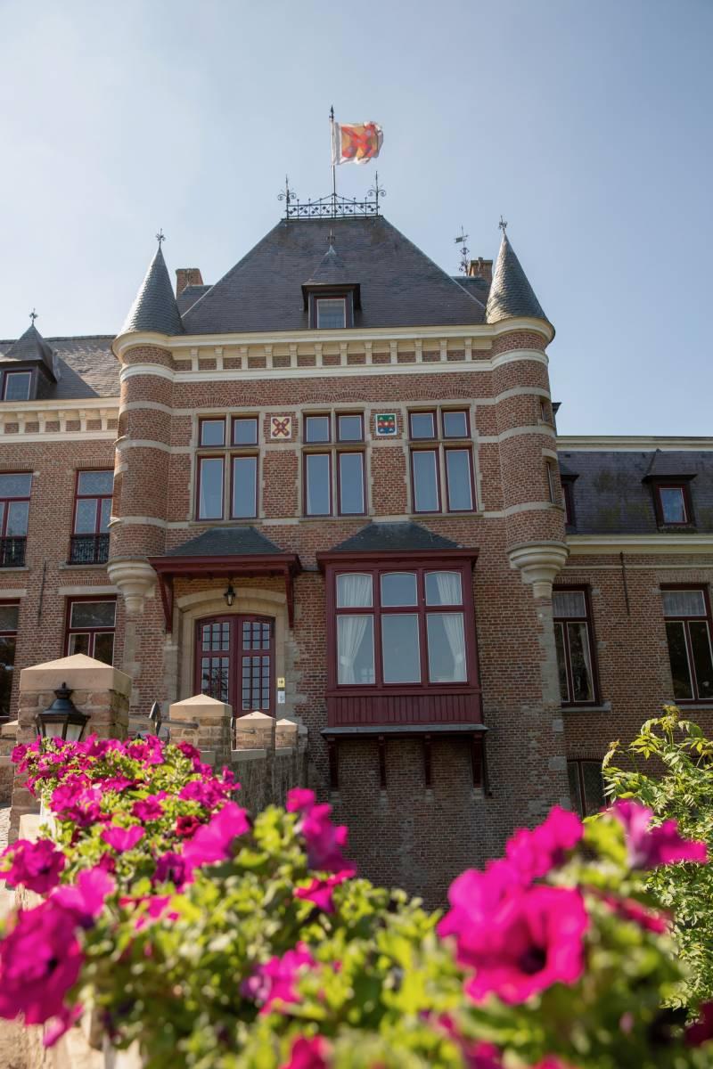 Kasteel van Moerkerke - House of Weddings - 11