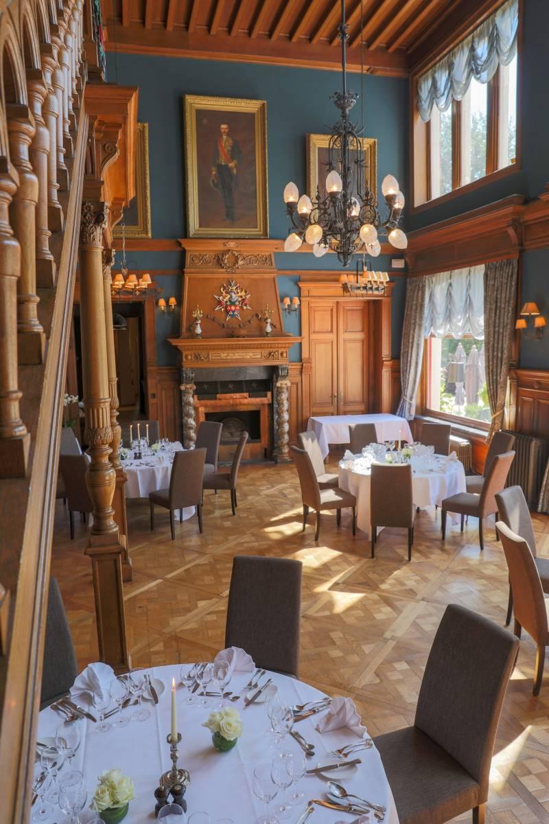 Kasteel van Moerkerke - House of Weddings - 12