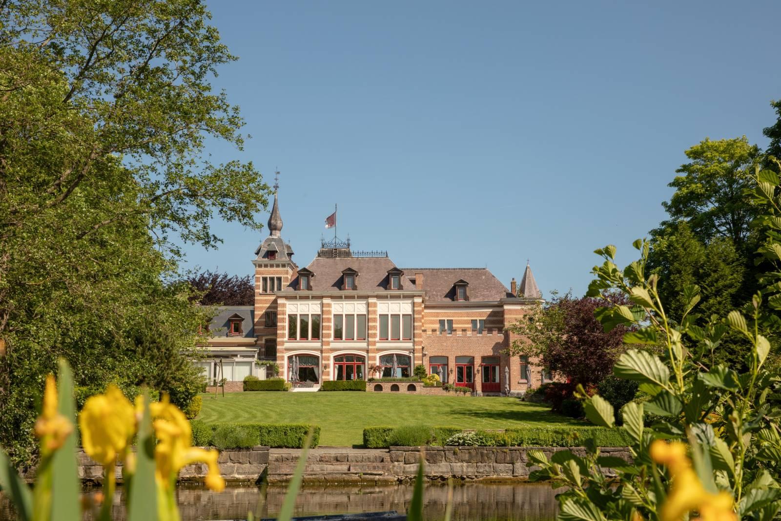 Kasteel van Moerkerke - House of Weddings - 13