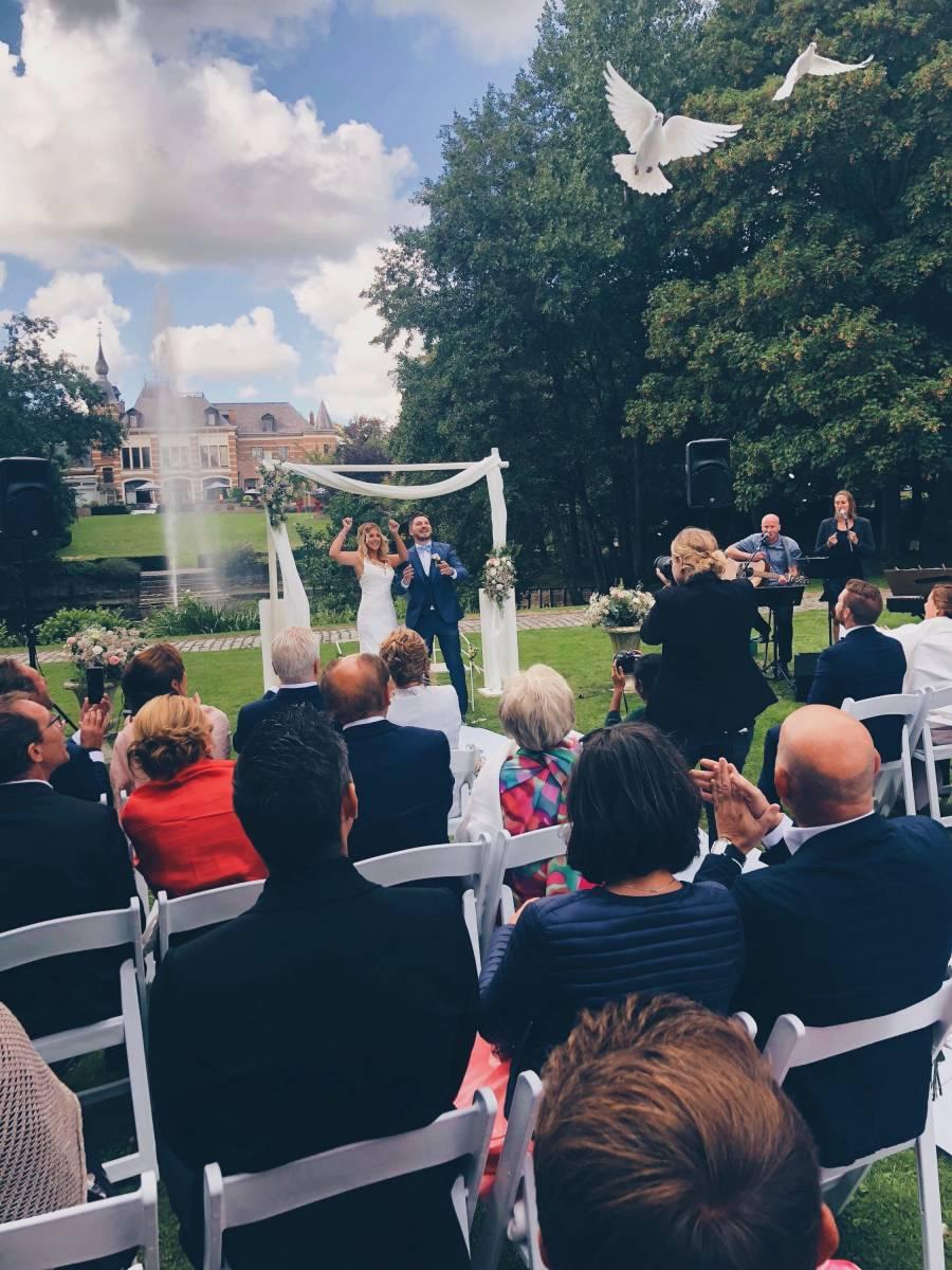 Kasteel Van Moerkerke - Kasteel - Feestzaal - Trouwzaal - House of Weddings - 4