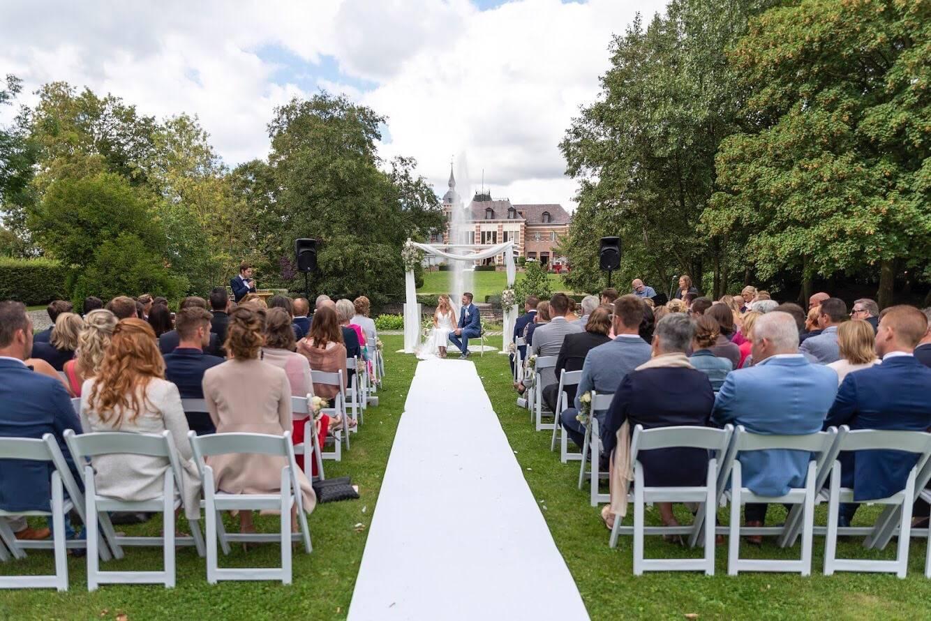 Kasteel Van Moerkerke - Kasteel - Feestzaal - Trouwzaal - House of Weddings - 6