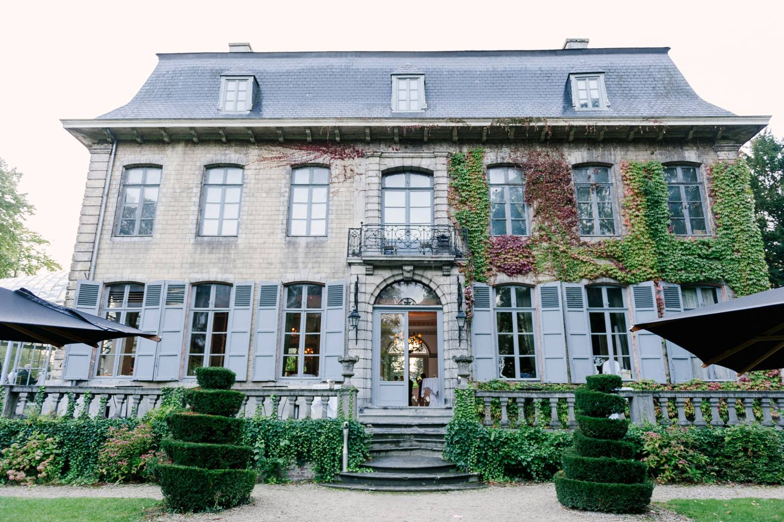 Kasteel van Ruisbroek - venue - House of Weddings - 1