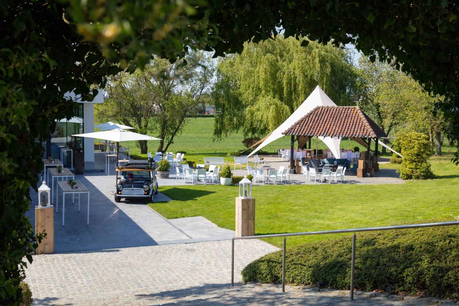 Kattebroek - Feestzaal - Hoeve te Dilbeek - House of Weddings - 1