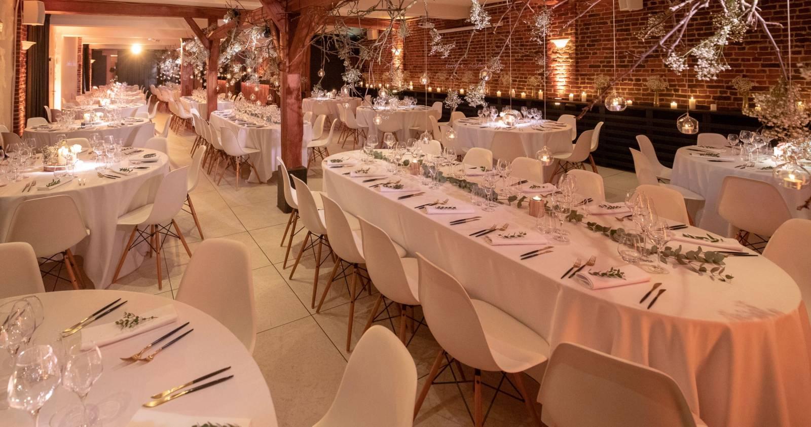 Kattebroek - Feestzaal - Hoeve te Dilbeek - House of Weddings - 28