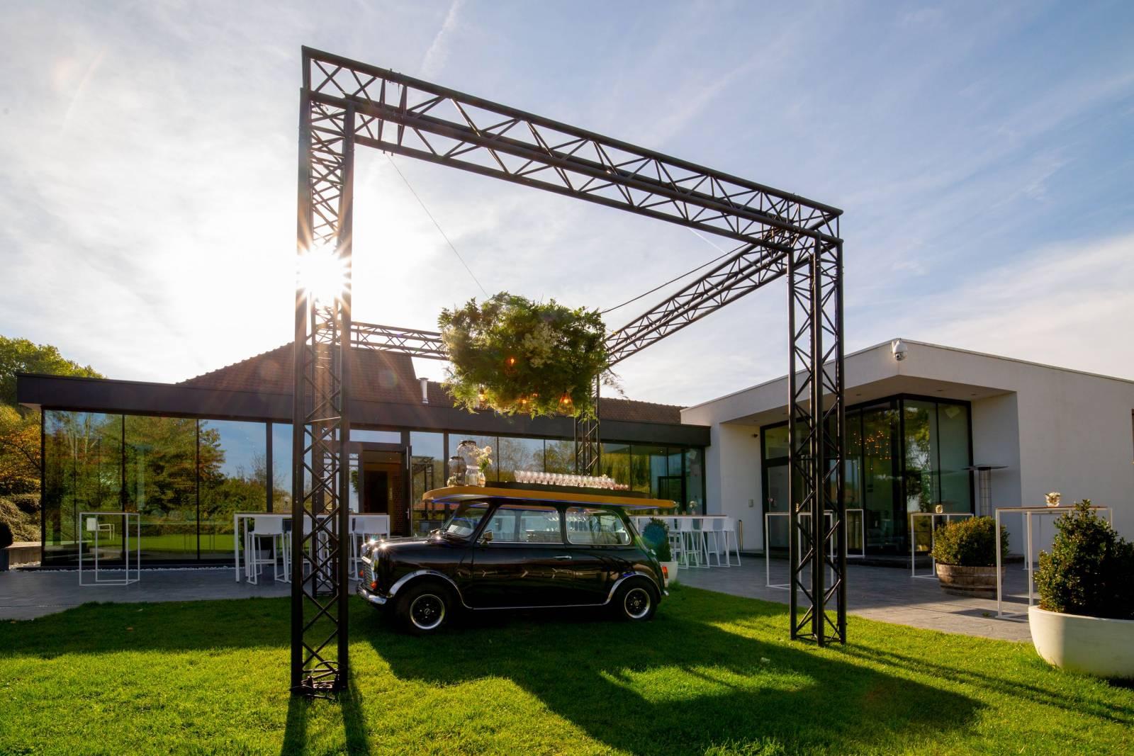 Kattebroek - Feestzaal - Hoeve te Dilbeek - House of Weddings - 30