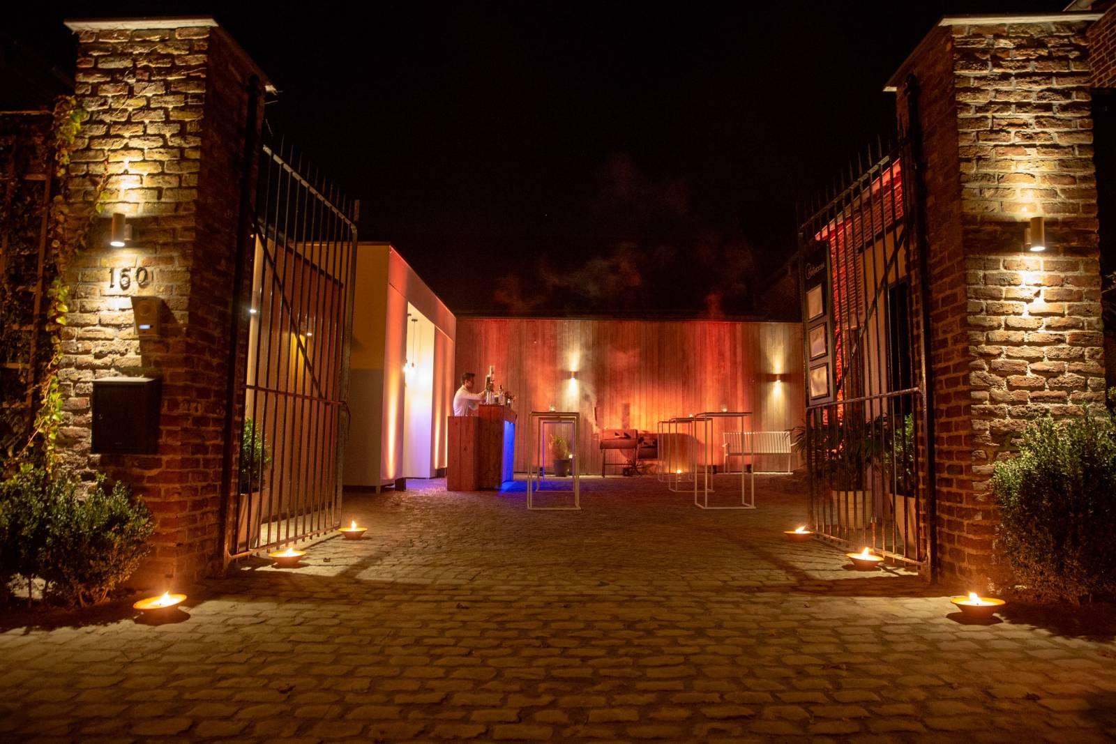 Kattebroek - Feestzaal - Hoeve te Dilbeek - House of Weddings - 40