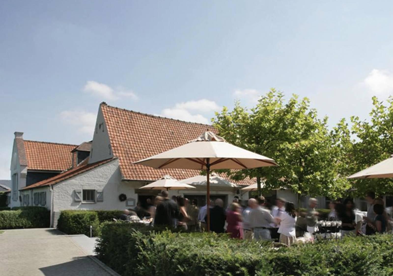 Klokhof - Feestzaal - House of Weddings (26)