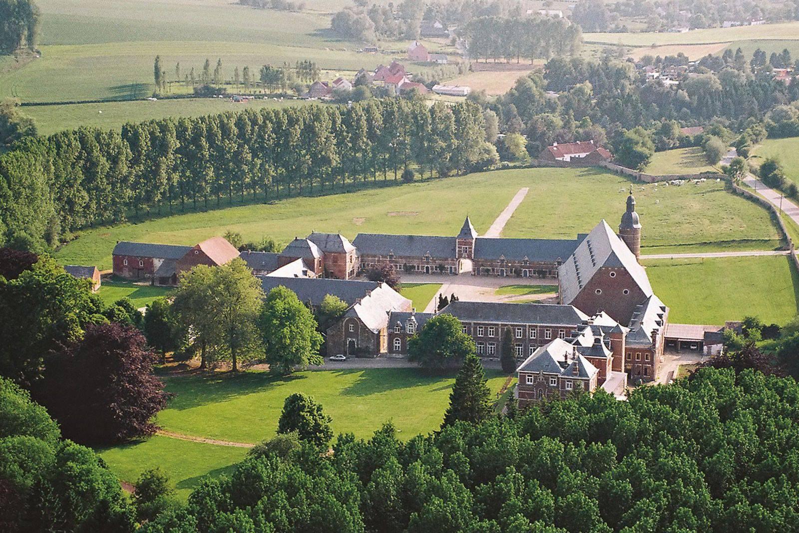 L'Abbaye de La Ramée - Feestzaal - House of Weddings - 1 (1)