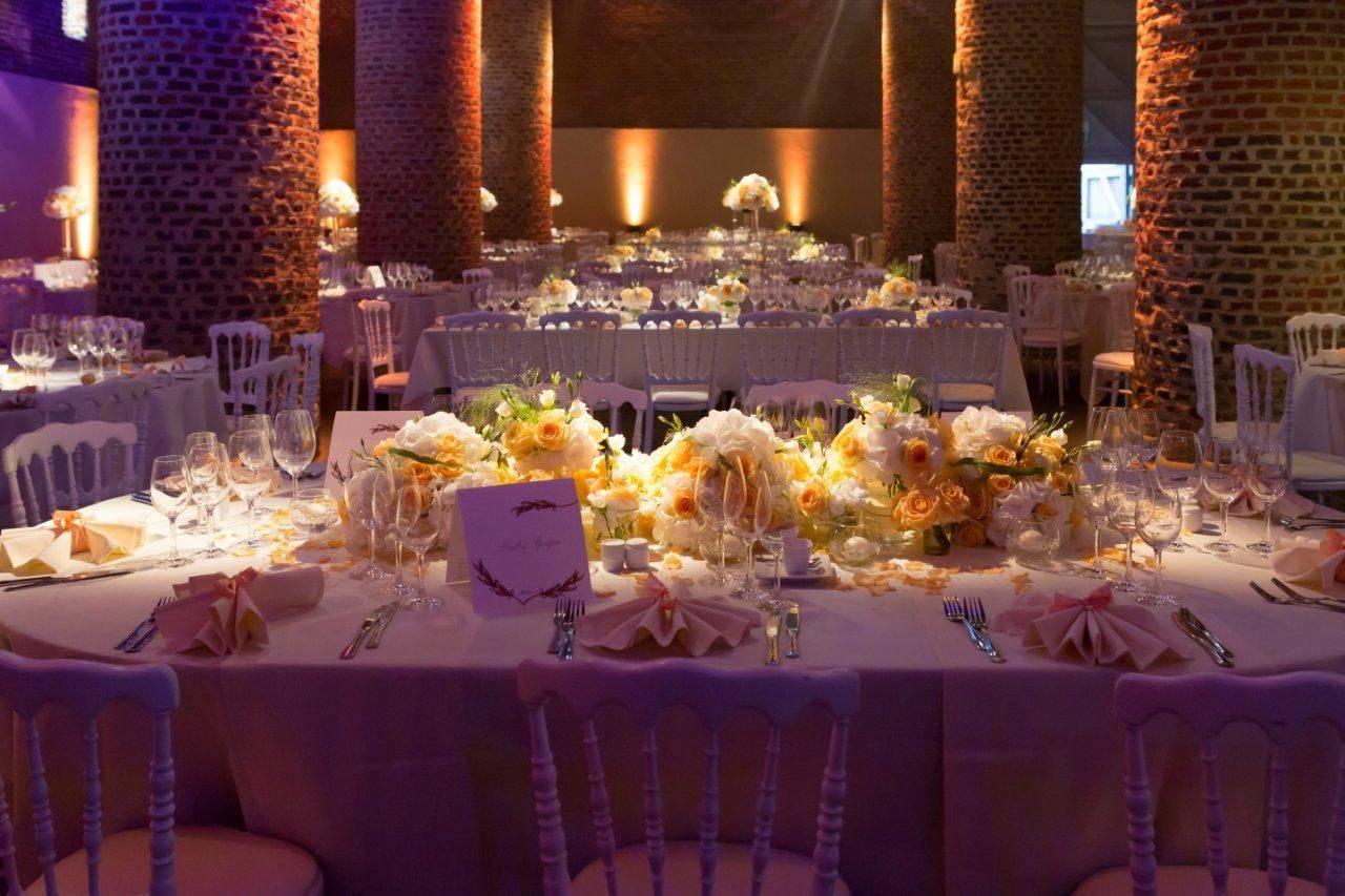 L'Abbaye de La Ramée - Feestzaal - House of Weddings - 8