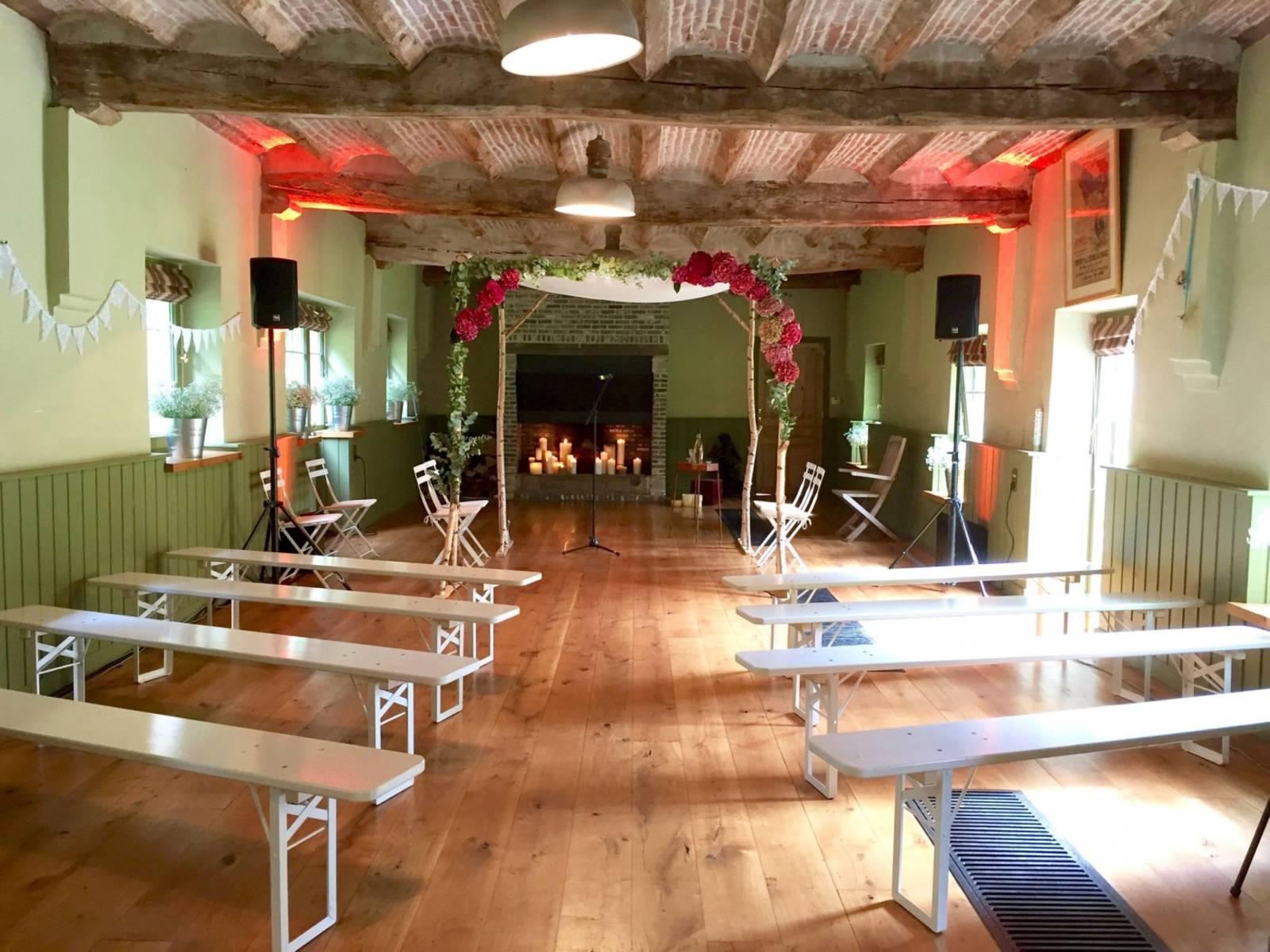 La ferme de Balingue House of Weddings feestzaal salle de fete lieu exceptionnel huwelijk mariage trouwen trouwzaal Brusse (21)