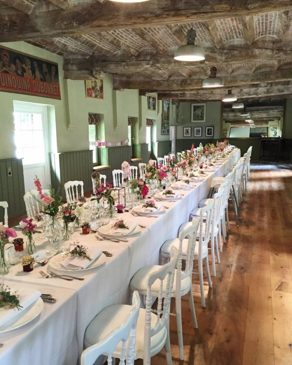 La ferme de Balingue House of Weddings feestzaal salle de fete lieu exceptionnel huwelijk mariage trouwen trouwzaal Brusse (23)