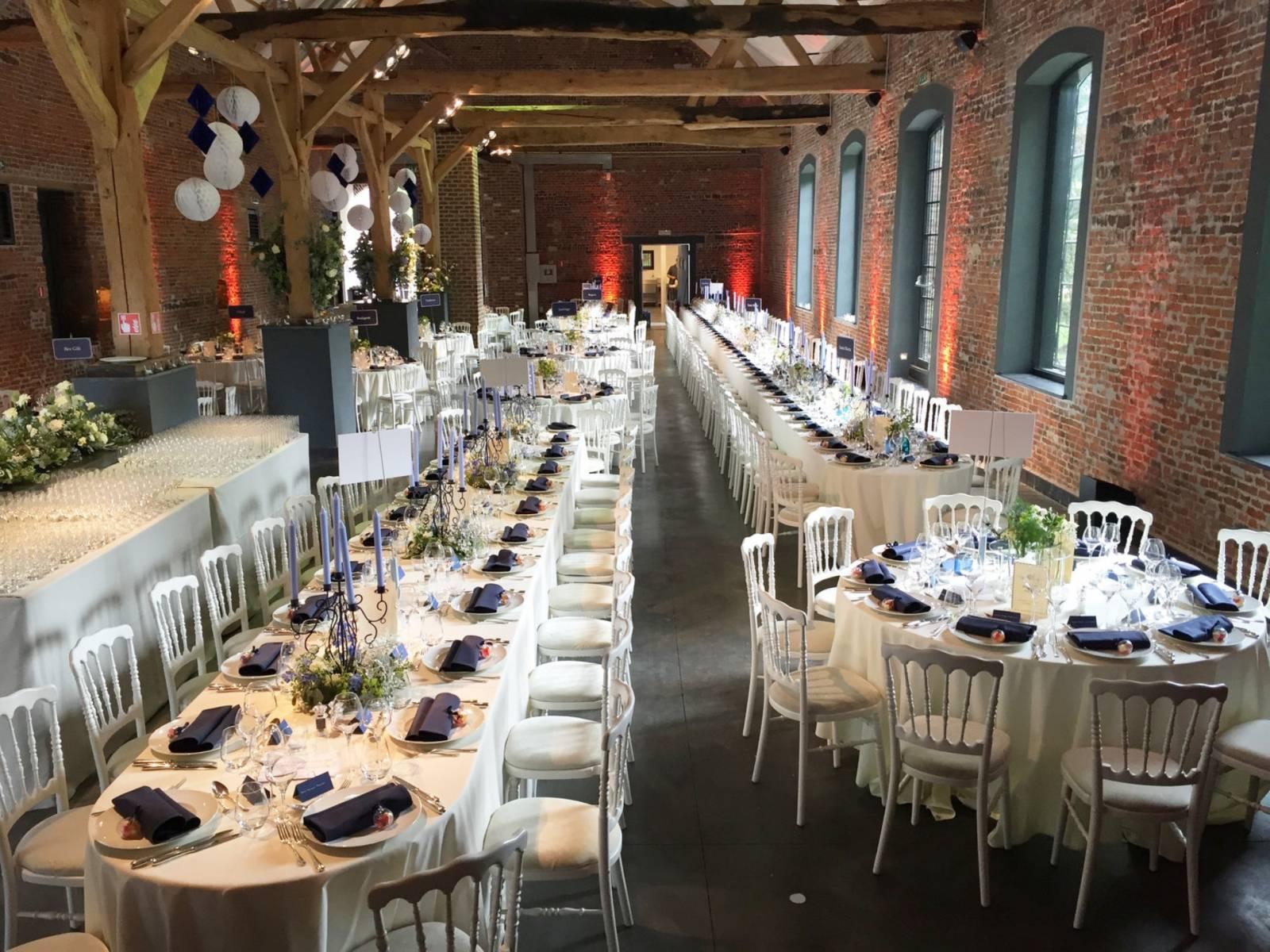 La ferme de Balingue House of Weddings feestzaal salle de fete lieu exceptionnel huwelijk mariage trouwen trouwzaal Brusse (26)