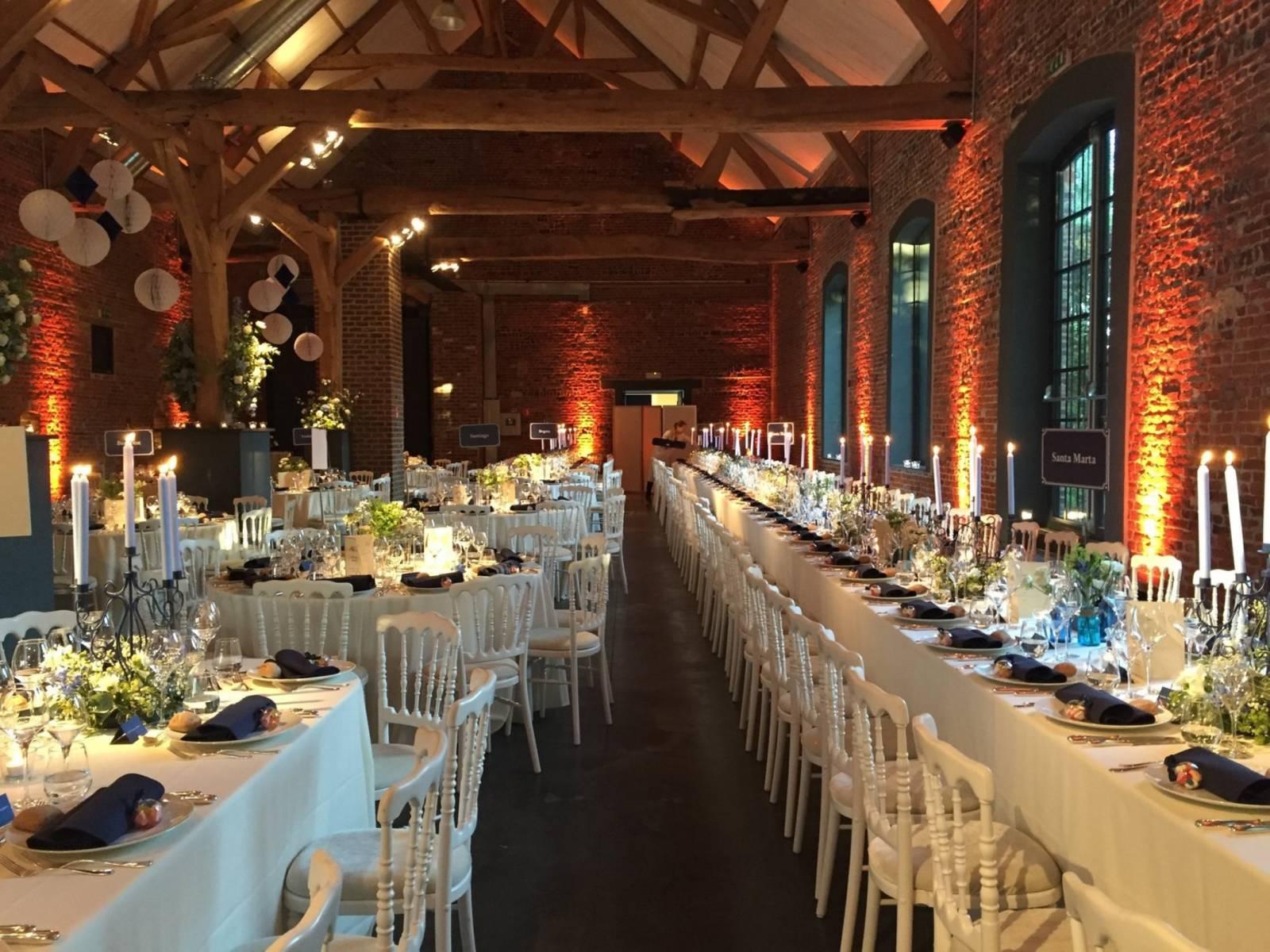 La ferme de Balingue House of Weddings feestzaal salle de fete lieu exceptionnel huwelijk mariage trouwen trouwzaal Brusse (27)