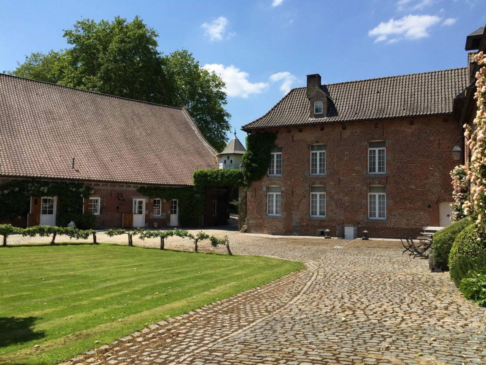 La ferme de Balingue House of Weddings feestzaal salle de fete lieu exceptionnel huwelijk mariage trouwen trouwzaal Brusse (31)