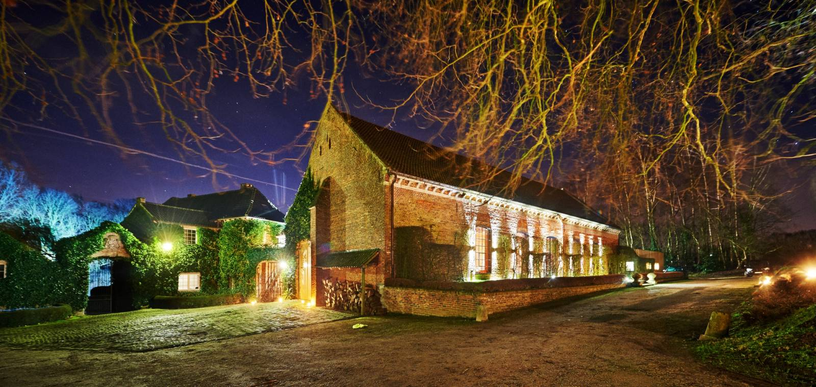La ferme de Balingue House of Weddings feestzaal salle de fete lieu exceptionnel huwelijk mariage trouwen trouwzaal Brusse (4)
