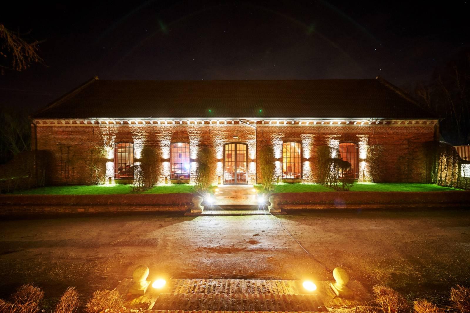 La ferme de Balingue House of Weddings feestzaal salle de fete lieu exceptionnel huwelijk mariage trouwen trouwzaal Brusse (6)