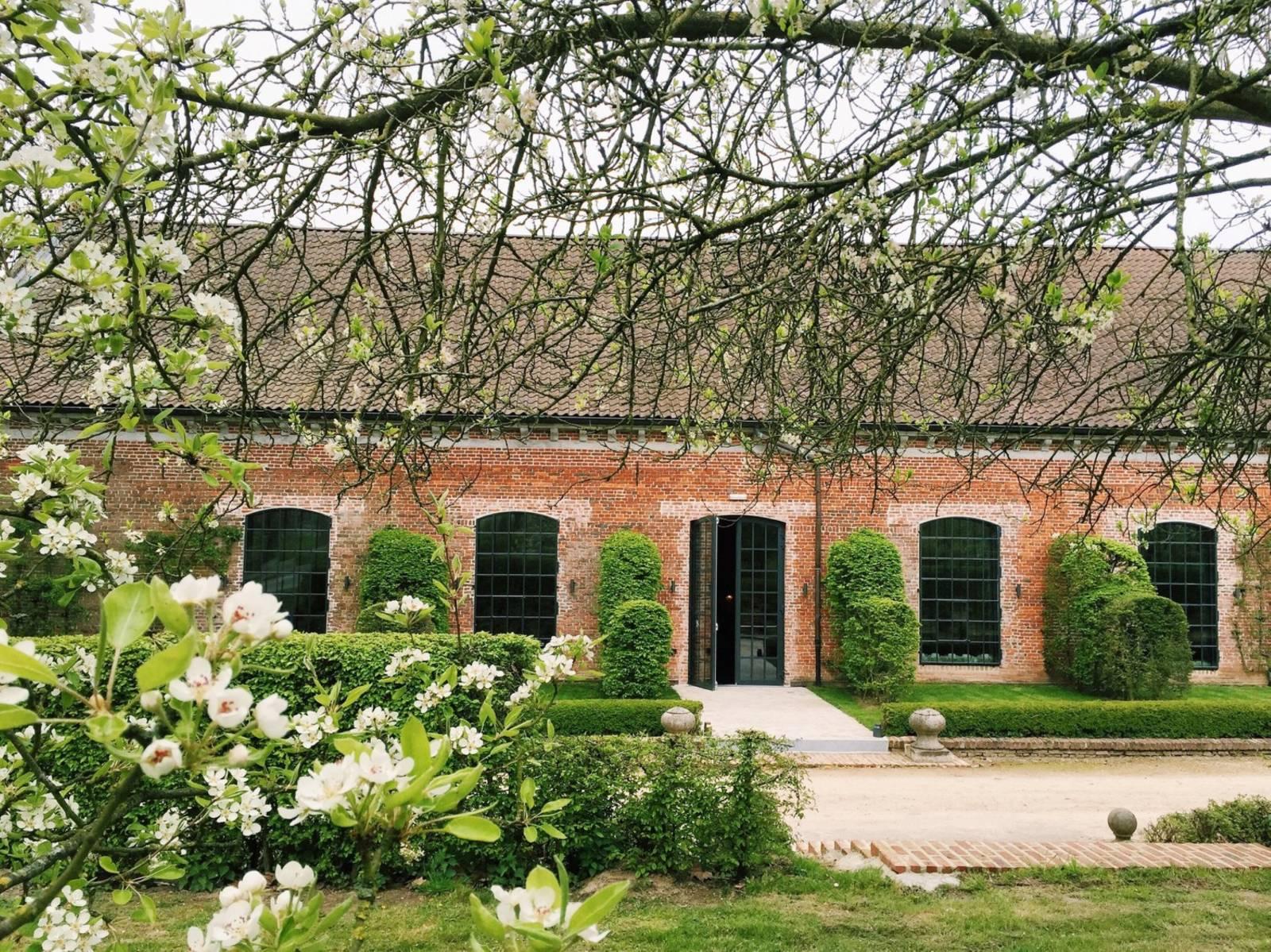 La ferme de Balingue House of Weddings feestzaal salle de fete lieu exceptionnel huwelijk mariage trouwen trouwzaal Brusse (9)