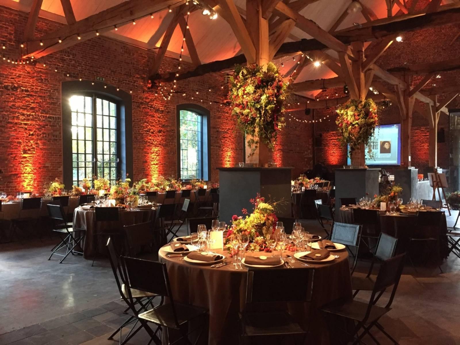 La ferme de Balingue House of Weddings feestzaal salle de fete lieu exceptionnel huwelijk mariage trouwen trouwzaal Brussel (1)