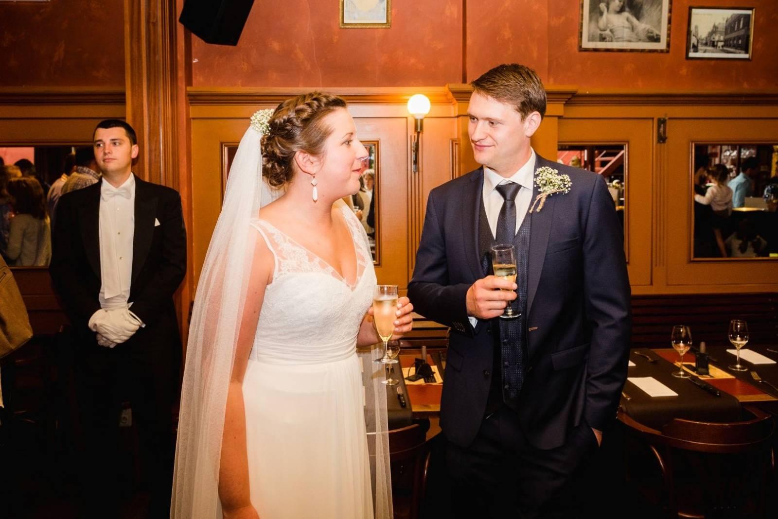 Lamont Ceremonie - Ceremonie - Fotograaf Fotografie De Moor & Muller - House of Weddings - 1
