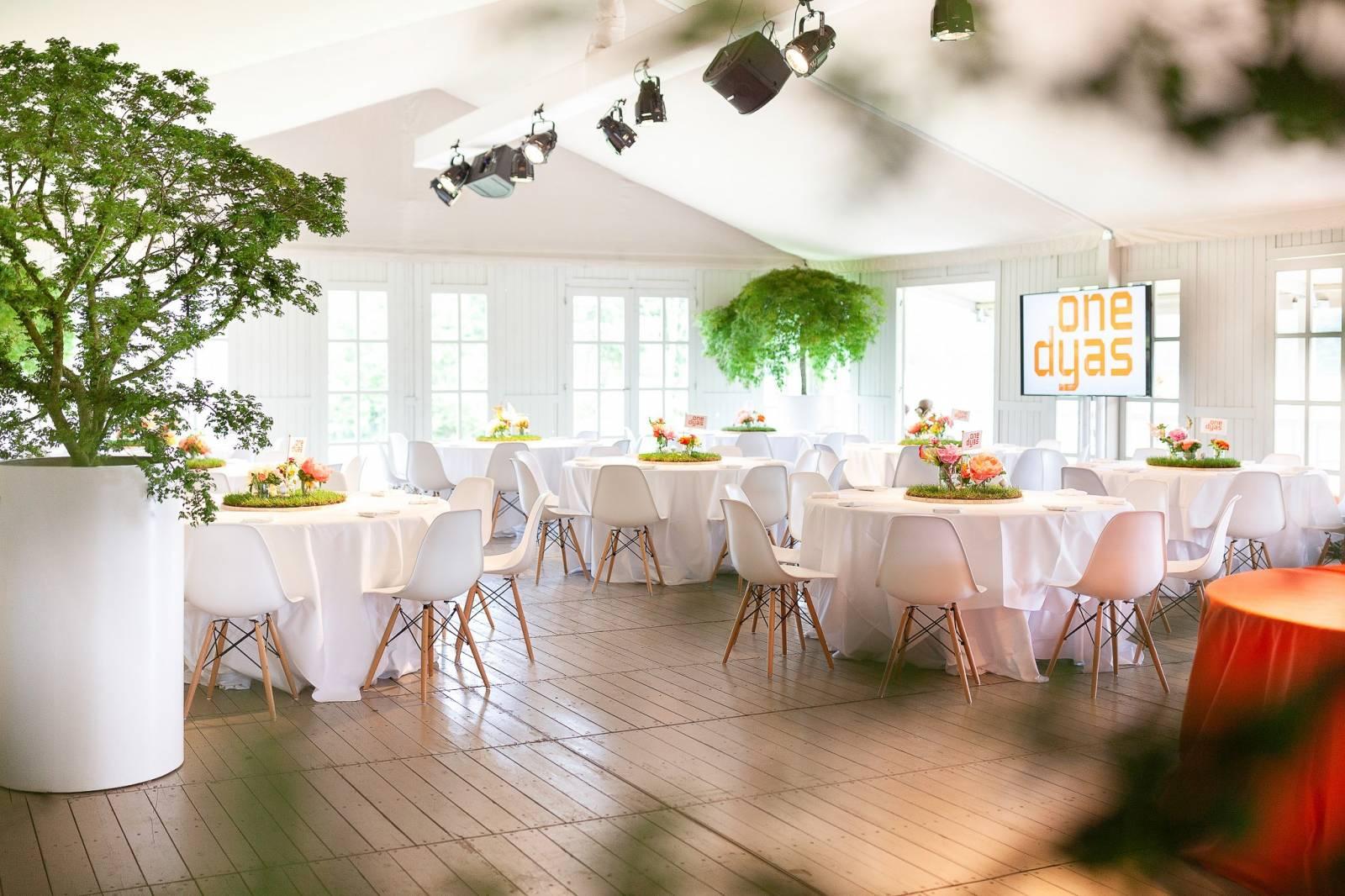 Lauretum - Bloemen - Planten huwelijk - House of Weddings - 1