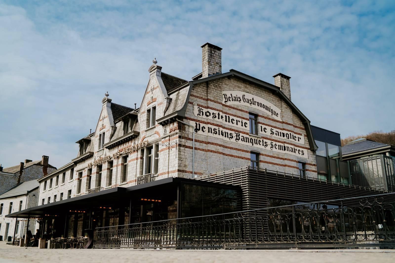 Le Sanglier des Ardennes, Durbuy - Feestzaal - Trouwzaal - House of Weddings - 9