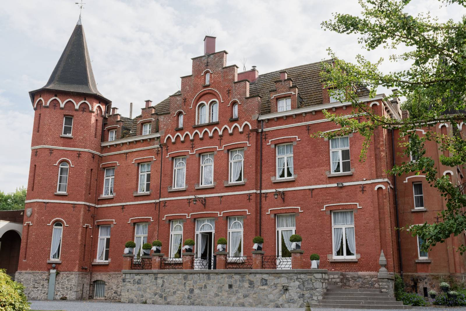 Le Saulchoir - House of Weddings - 1