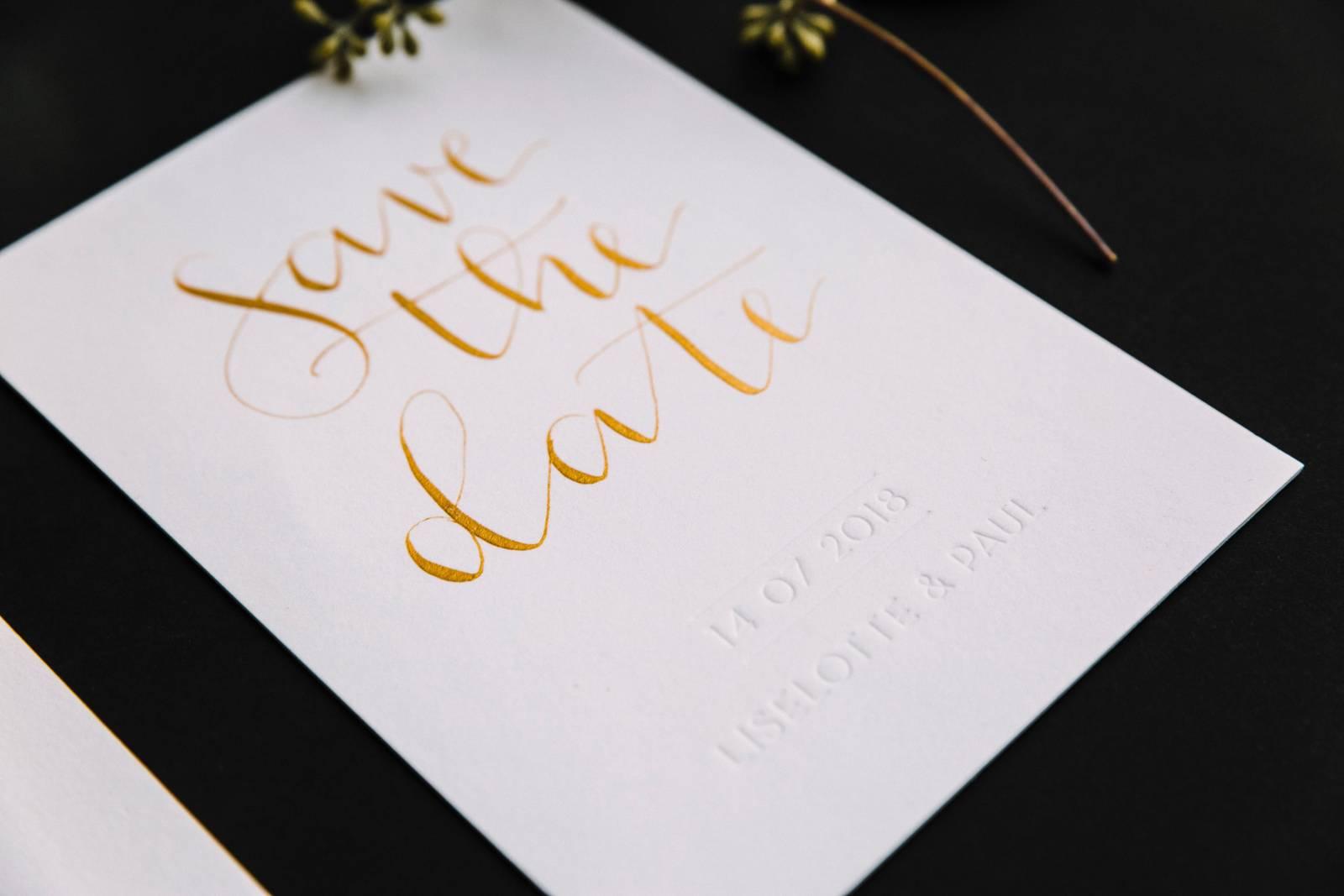 Letters & Styling - Grafisch Ontwerp - Trouwuitnodiging - Uitnodiging huwelijk - trouwdecoratie - House of Weddings - 14