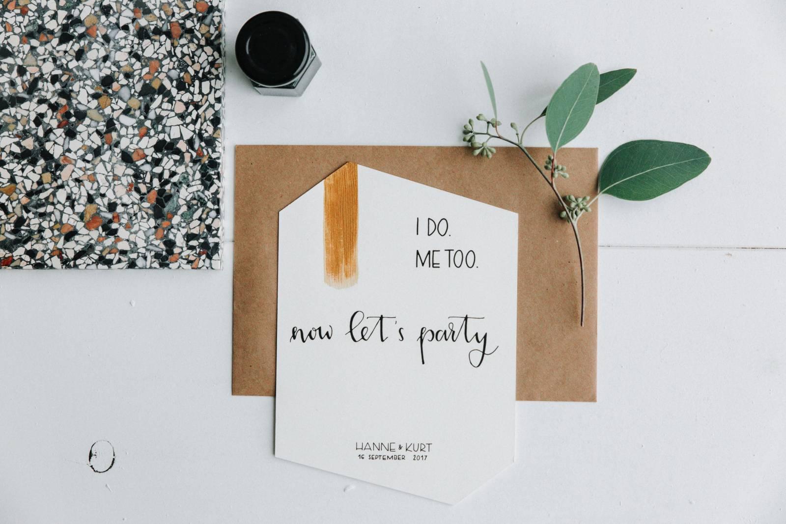 Letters & Styling - Grafisch Ontwerp - Trouwuitnodiging - Uitnodiging huwelijk - trouwdecoratie - House of Weddings - 8