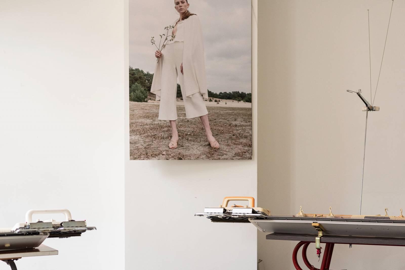 Lotte Van Huyck - Bridal Knitwear - Sjaals - Bridal workshop - Vrijgezellen activiteit - House of Weddings - 1
