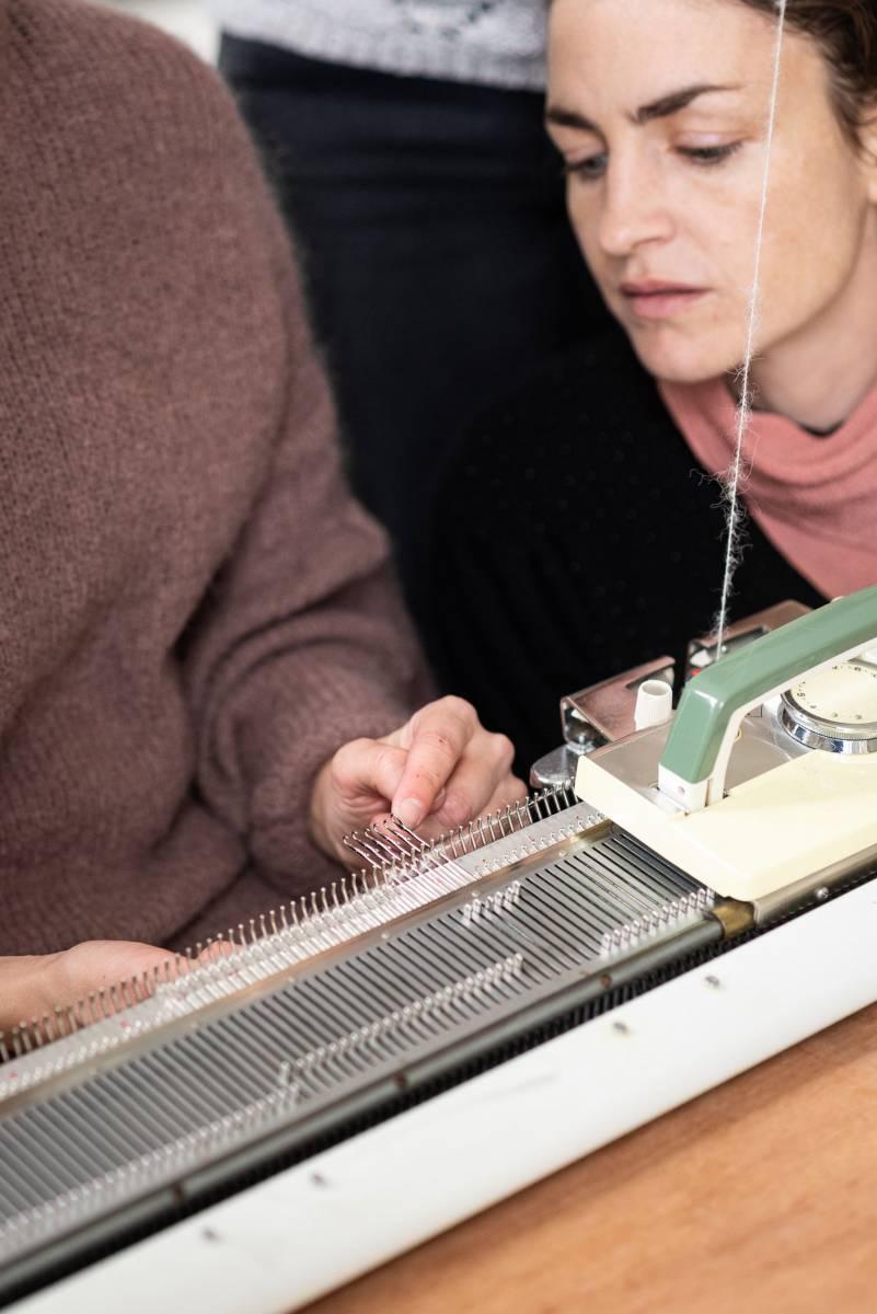 Lotte Van Huyck - Bridal Knitwear - Sjaals - Bridal workshop - Vrijgezellen activiteit - House of Weddings - 10
