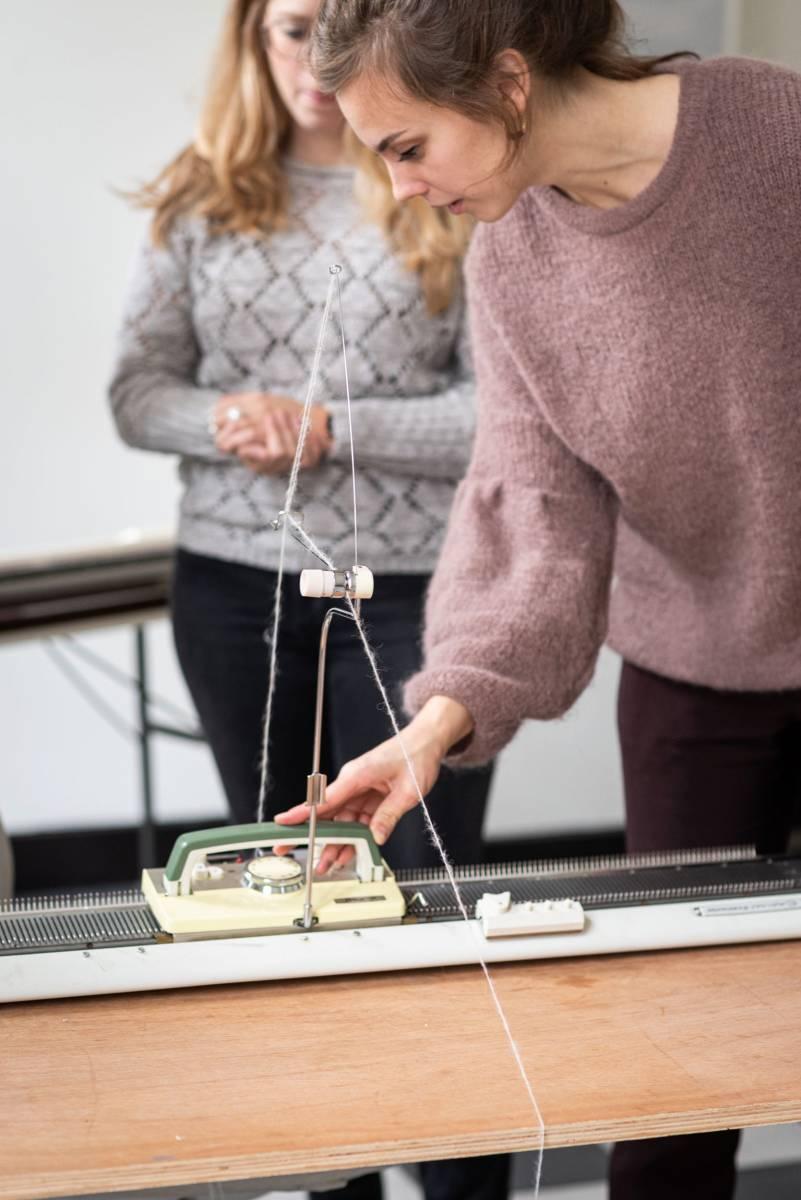Lotte Van Huyck - Bridal Knitwear - Sjaals - Bridal workshop - Vrijgezellen activiteit - House of Weddings - 12