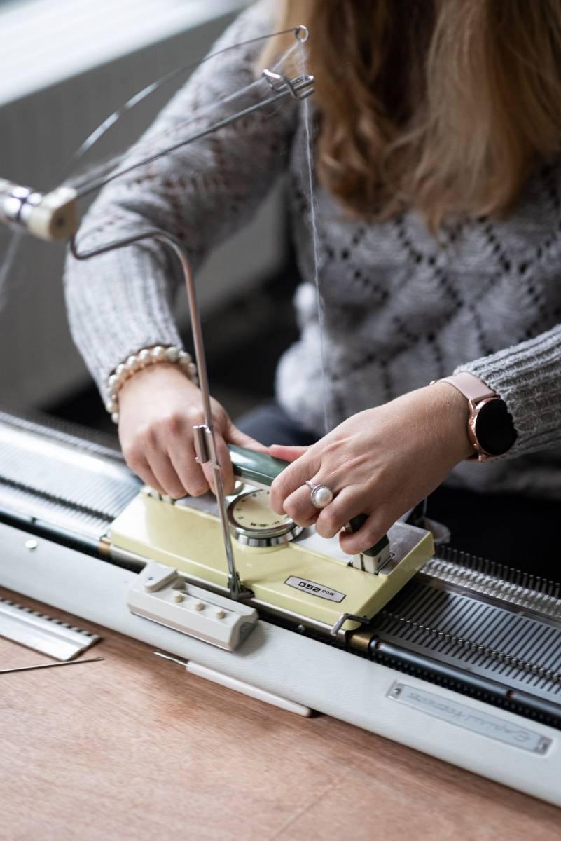 Lotte Van Huyck - Bridal Knitwear - Sjaals - Bridal workshop - Vrijgezellen activiteit - House of Weddings - 16