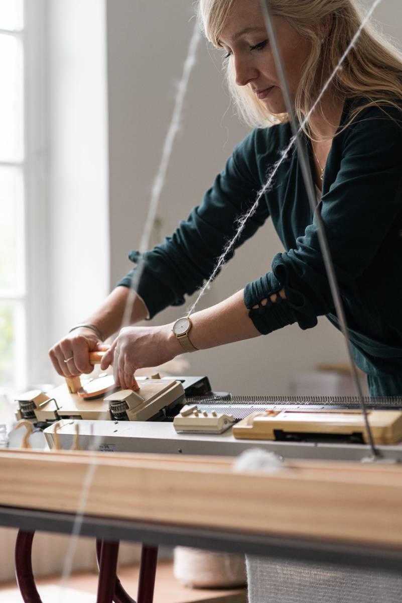 Lotte Van Huyck - Bridal Knitwear - Sjaals - Bridal workshop - Vrijgezellen activiteit - House of Weddings - 20