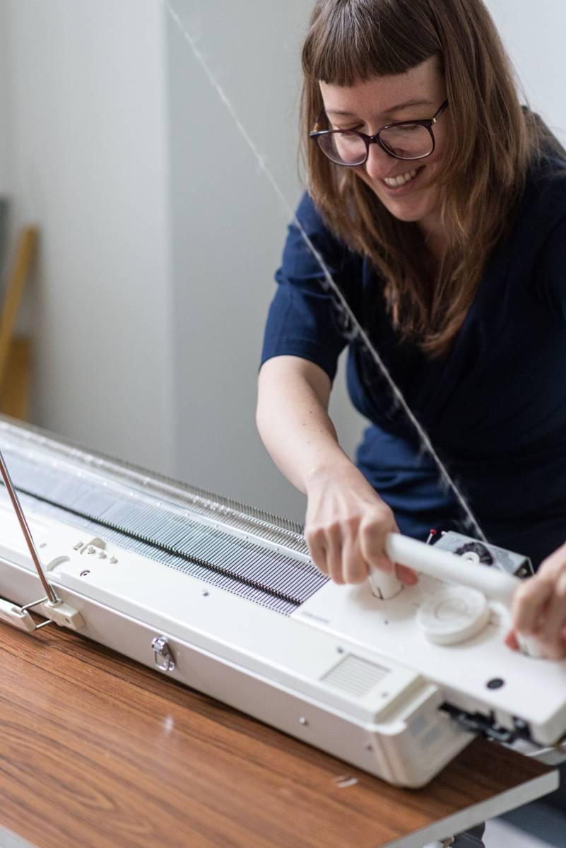 Lotte Van Huyck - Bridal Knitwear - Sjaals - Bridal workshop - Vrijgezellen activiteit - House of Weddings - 24