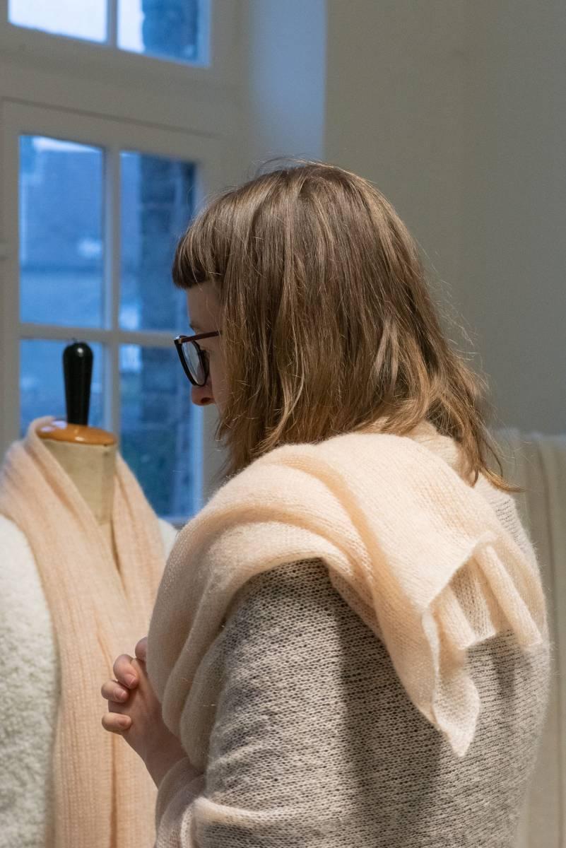 Lotte Van Huyck - Bridal Knitwear - Sjaals - Bridal workshop - Vrijgezellen activiteit - House of Weddings - 34